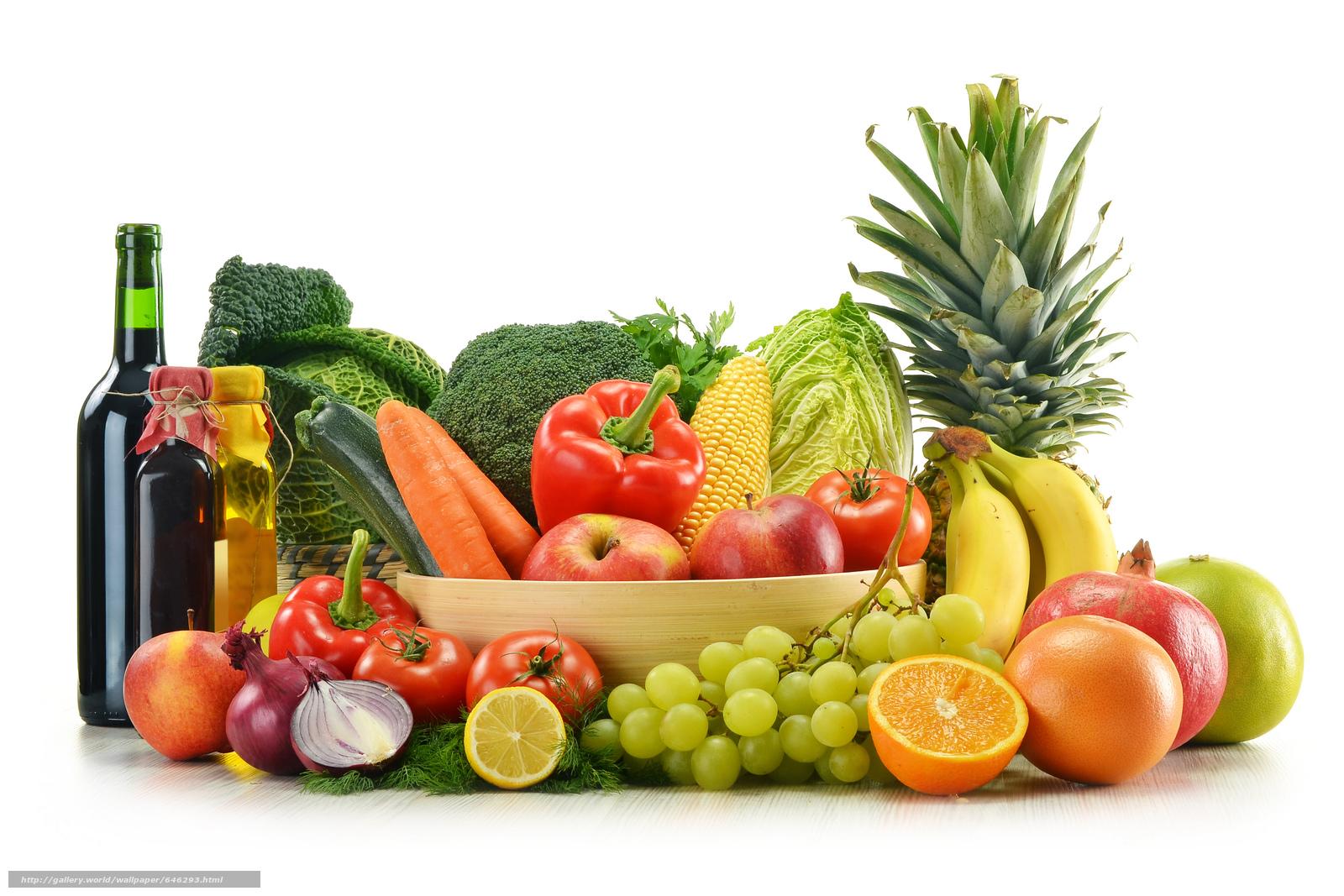 Download wallpaper vegetables,  fruit,  food free desktop wallpaper in the resolution 9216x6144 — picture №646293