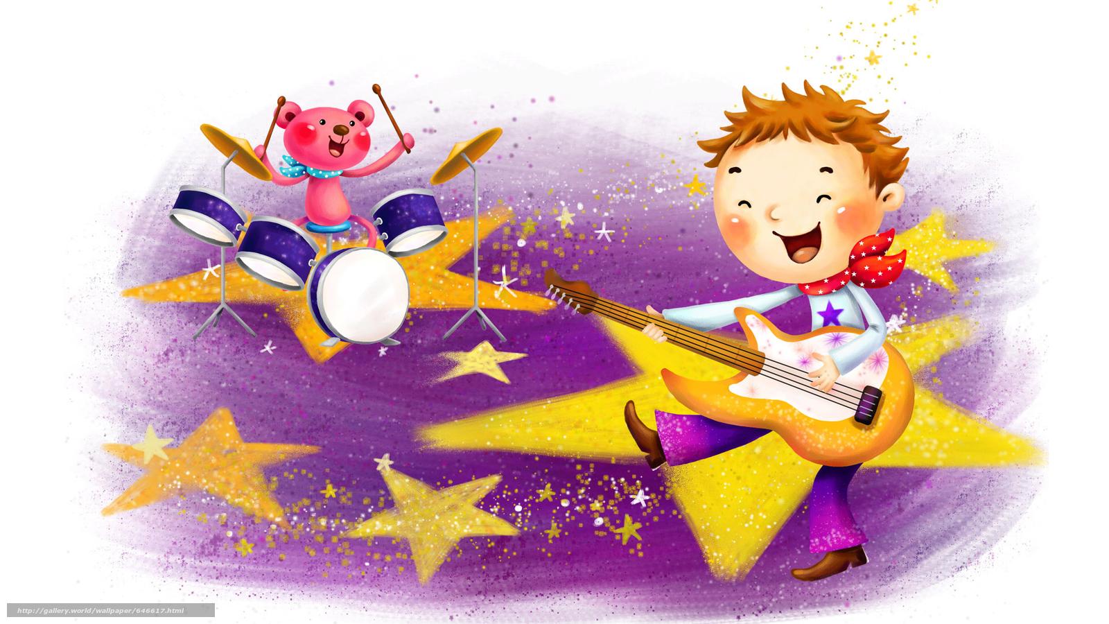 Descargar gratis niños,  dibujo,  gráficos,  dibujo infantil Fondos de escritorio en la resolucin 1920x1080 — imagen №646617