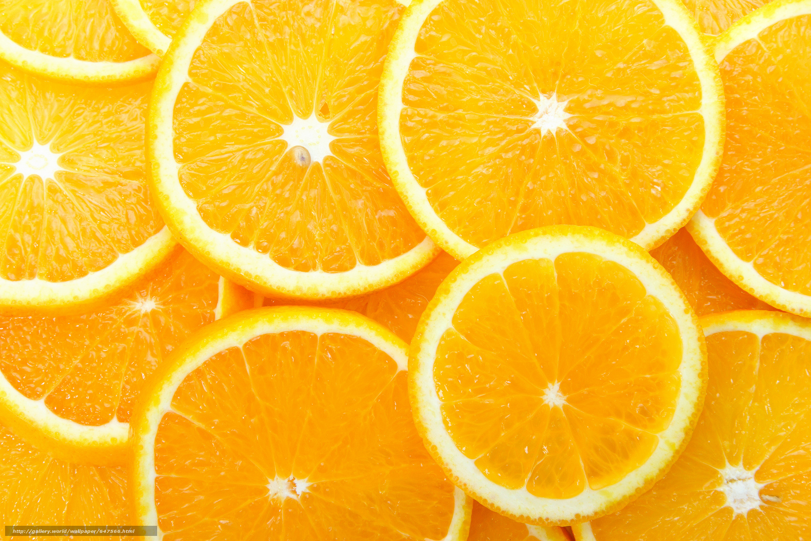 Download wallpaper oranges,  slices,  fruit free desktop wallpaper in the resolution 7008x4672 — picture №647566