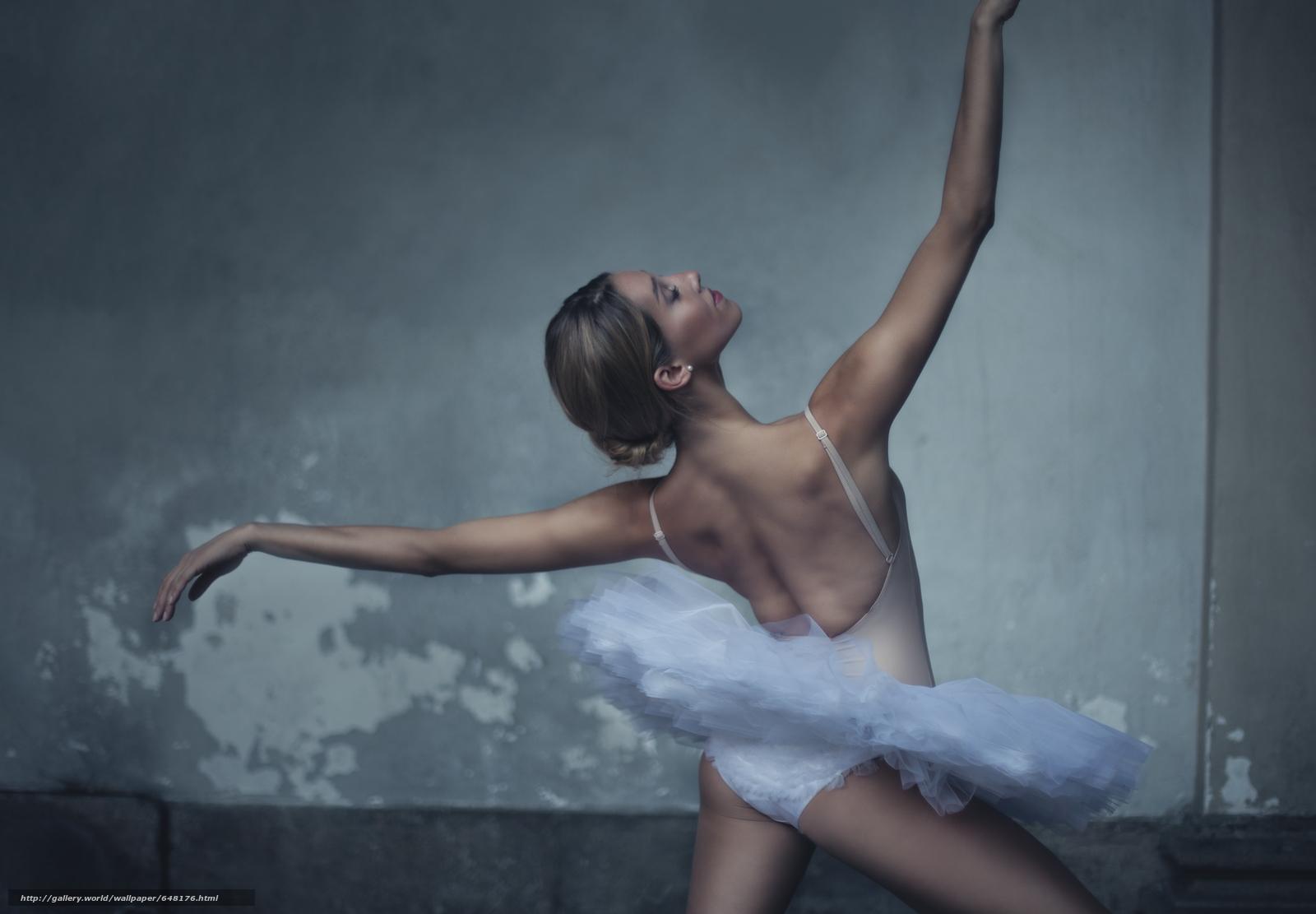Download wallpaper girl,  ballerina,  ballet,  dance free desktop wallpaper in the resolution 5182x3599 — picture №648176