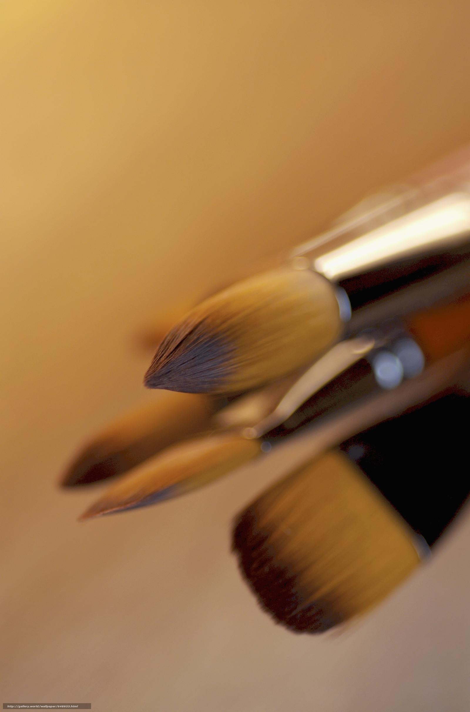 下载壁纸 文具,  艺术家,  刷 免费为您的桌面分辨率的壁纸 3634x5500 — 图片 №648933