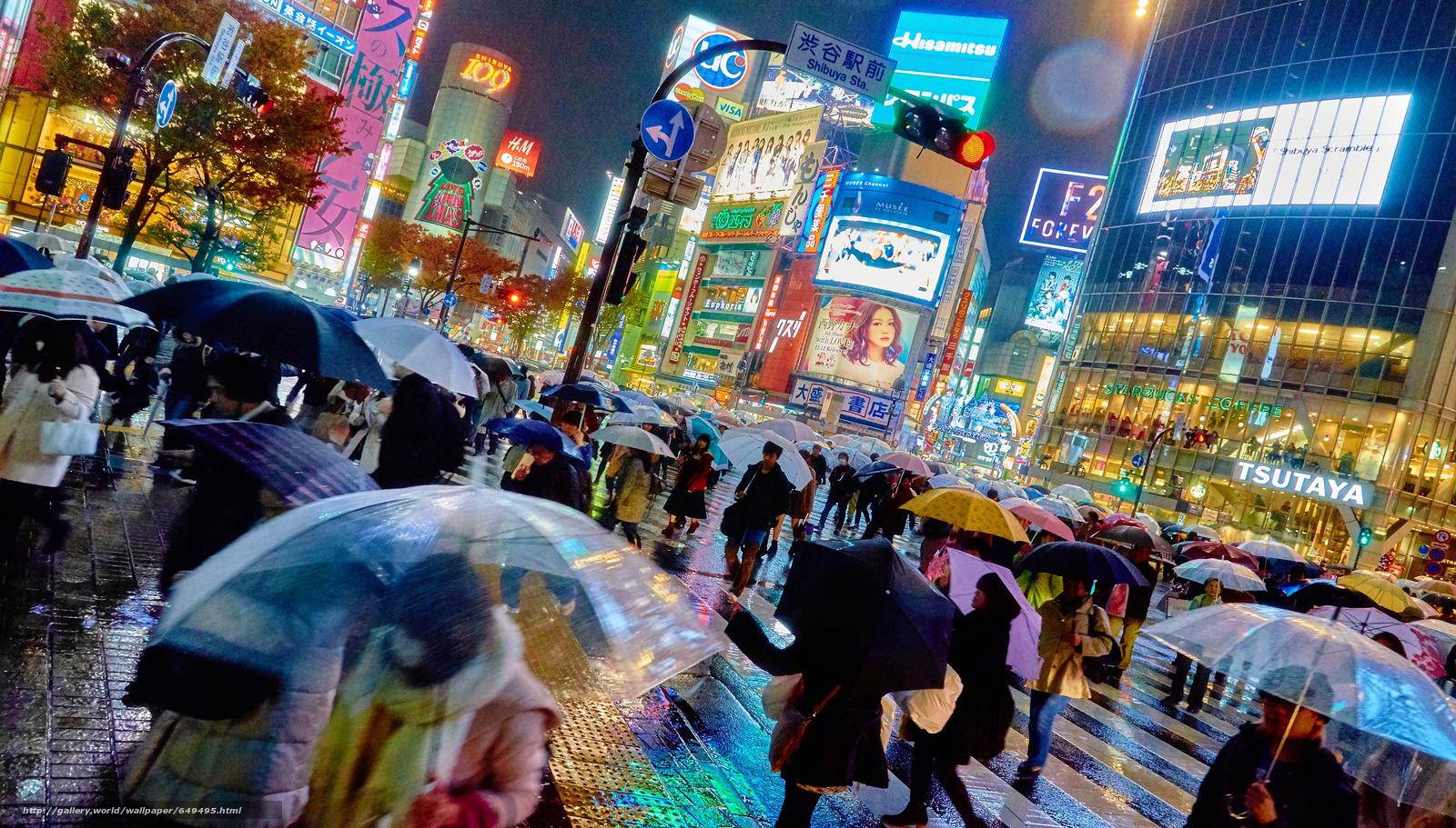 Download wallpaper city,  megalopolis,  Japan,  Tokyo free desktop wallpaper in the resolution 3840x2186 — picture №649495