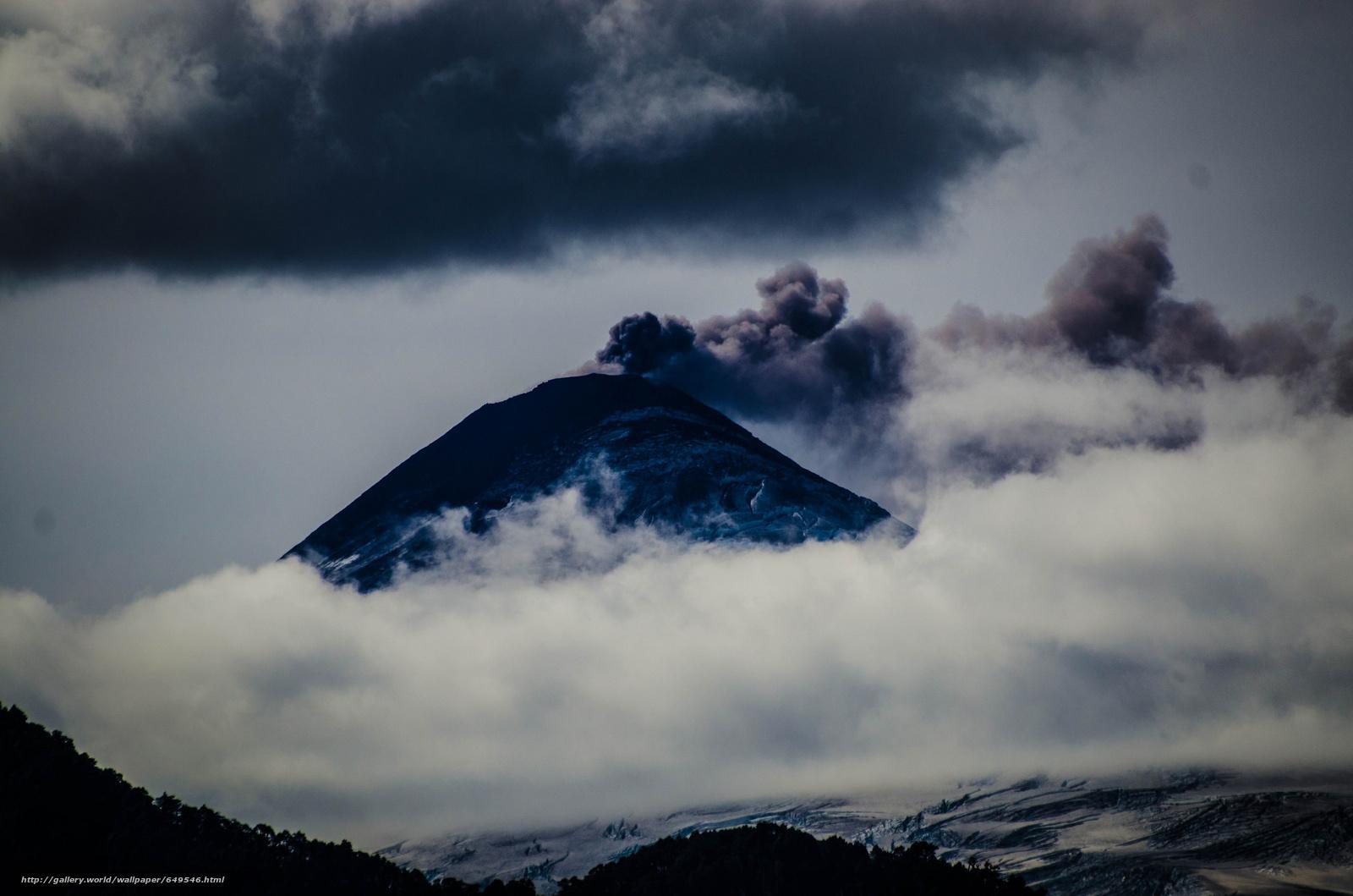 Tlcharger Fond d'ecran Montagnes,  brouillard,  nuages,  mélancoliquement Fonds d'ecran gratuits pour votre rsolution du bureau 2048x1356 — image №649546