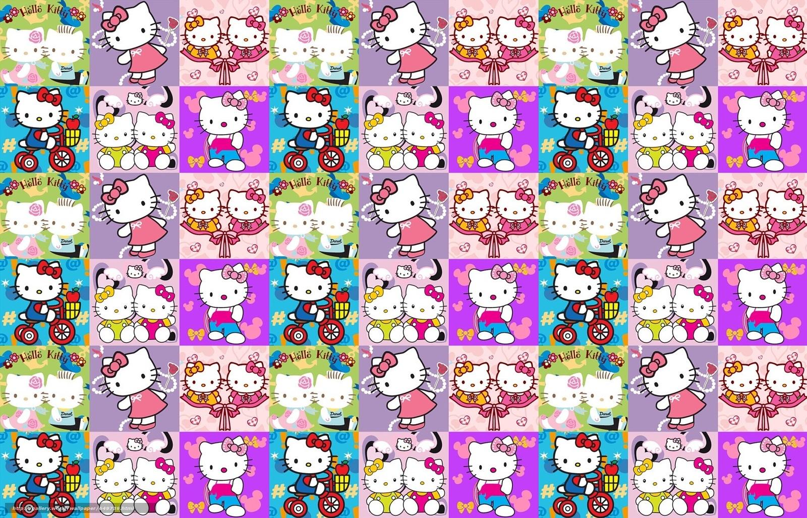 scaricare gli sfondi gattino,  pussycat,  cartone animato,  STRUTTURA Sfondi gratis per la risoluzione del desktop 1942x1247 — immagine №649739