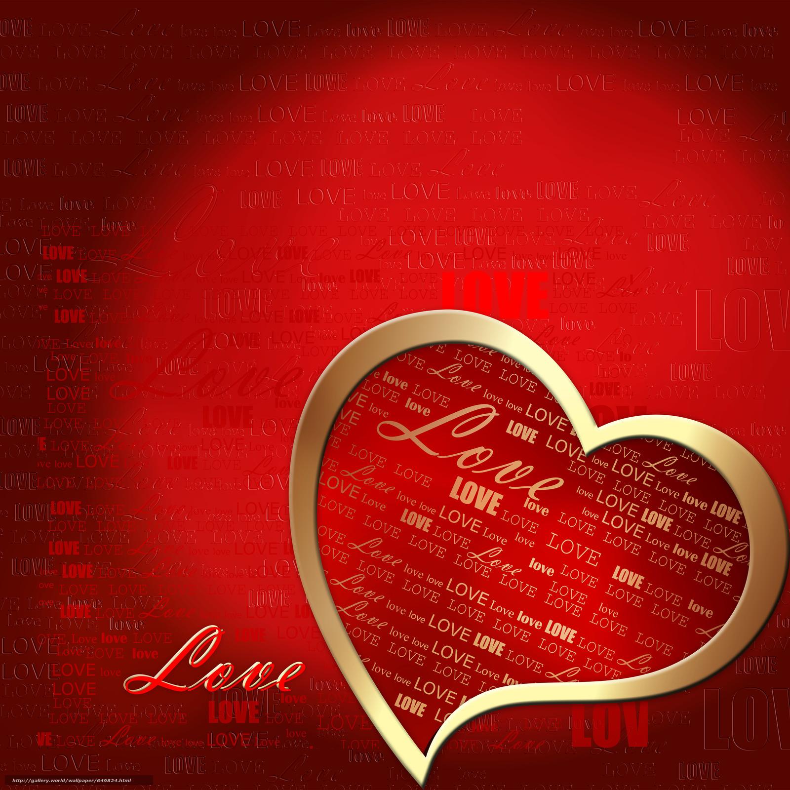 Скачать обои Валентинки,  Валентинка,  День святого Валентина,  день влюблённых бесплатно для рабочего стола в разрешении 6000x6000 — картинка №649824