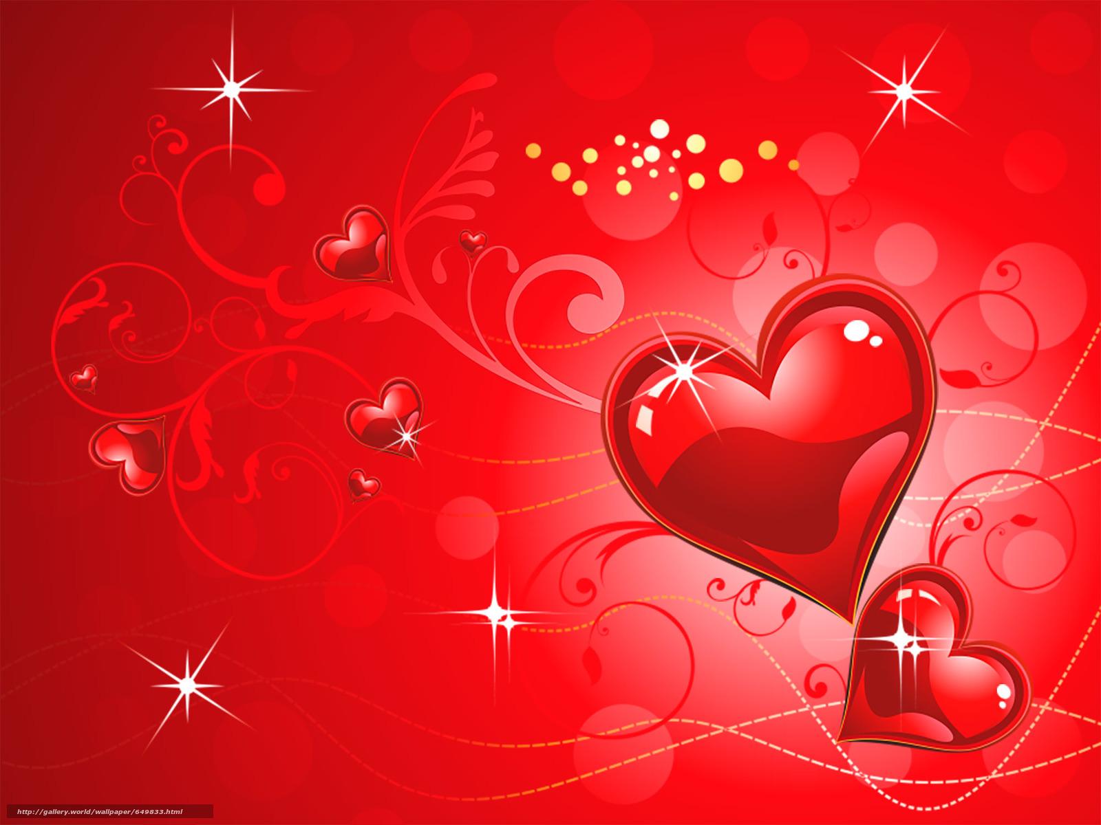 Скачать обои Валентинки,  Валентинка,  День святого Валентина,  день влюблённых бесплатно для рабочего стола в разрешении 2000x1500 — картинка №649833