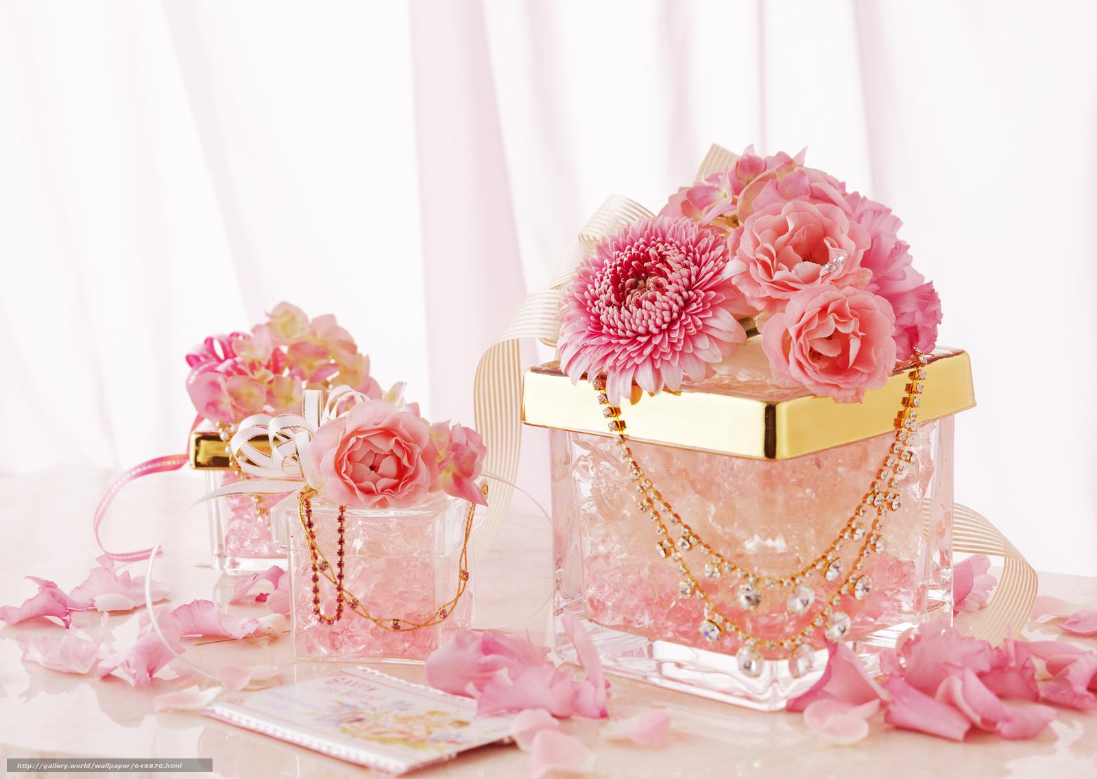 Descargar gratis vacaciones,  fiesta,  Flores,  regalos Fondos de escritorio en la resolucin 2950x2094 — imagen №649870