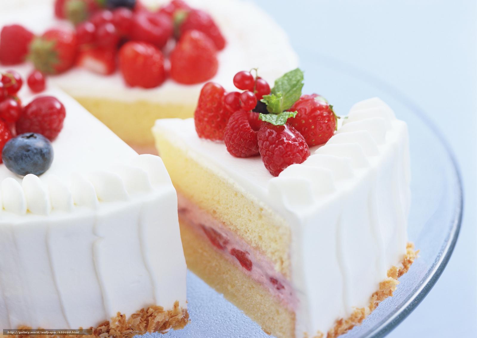 Скачать обои ягоды,  малина,  черника,  клубника бесплатно для рабочего стола в разрешении 2950x2094 — картинка №650098