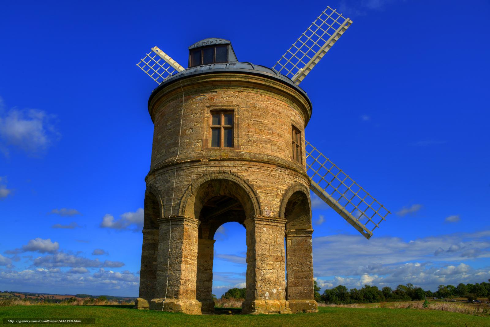 scaricare gli sfondi Chesterton Windmill,  Warwickshire,  Regno Unito,  Chesterton Windmill Sfondi gratis per la risoluzione del desktop 7358x4909 — immagine №650798