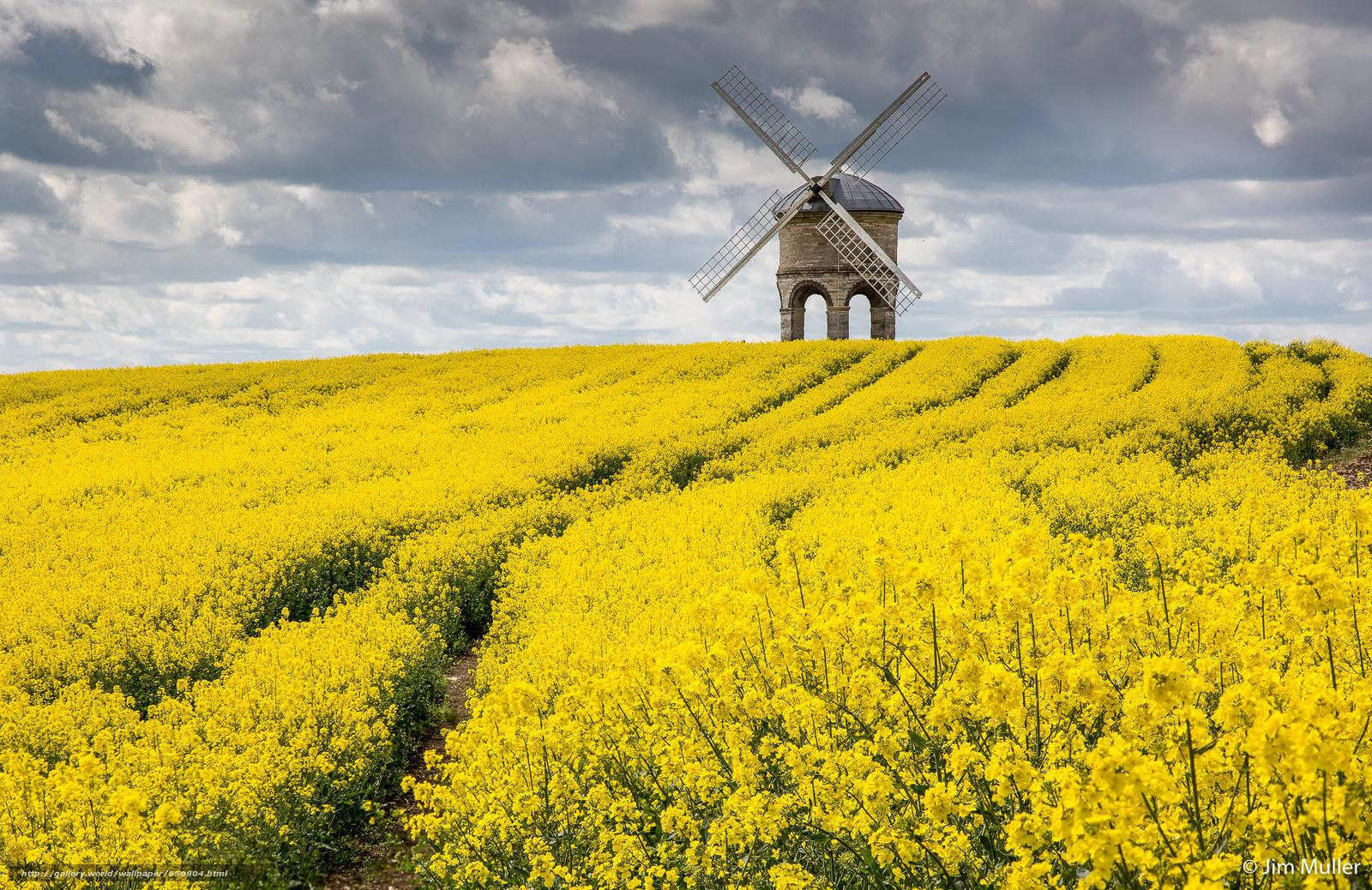 Warwickshire United Kingdom  city images : Download wallpaper Chesterton Windmill, Warwickshire, United Kingdom ...