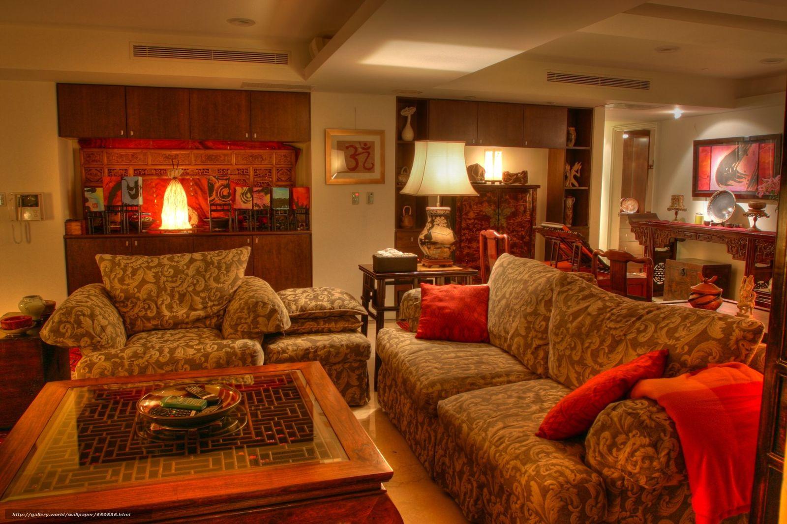Download wallpaper interior room,  interior,  room,  furniture free desktop wallpaper in the resolution 2048x1365 — picture №650836