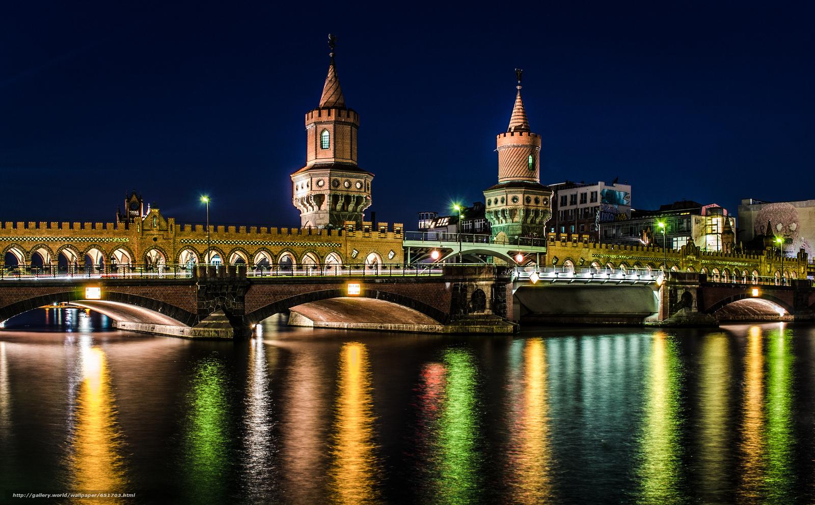 Download wallpaper Berlin,  Berlin,  capital,  Deutschland free desktop wallpaper in the resolution 2048x1270 — picture №651703