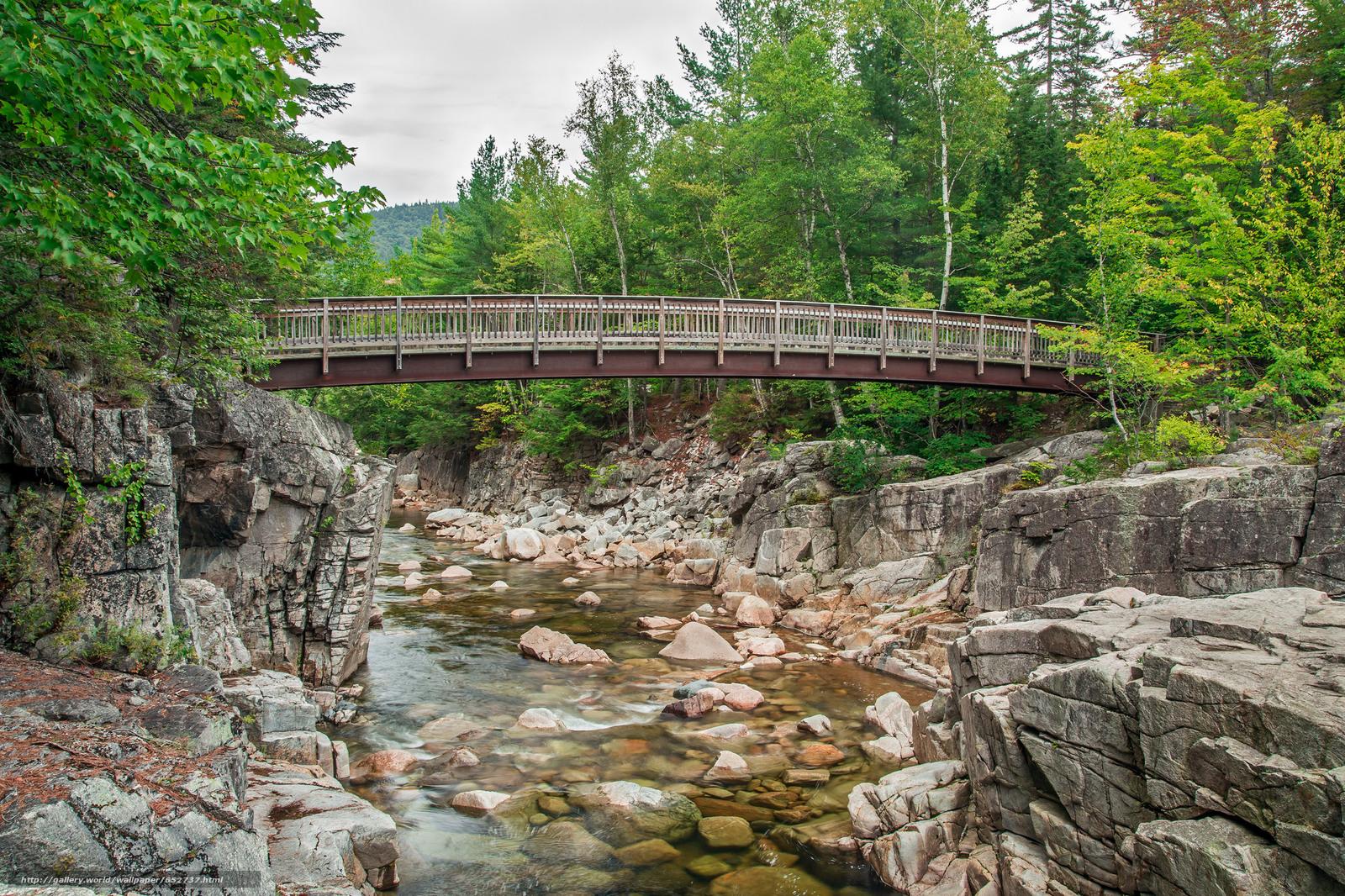 Descargar gratis Albany,  New Hampshire,  río,  bosque Fondos de escritorio en la resolucin 2048x1365 — imagen №652737