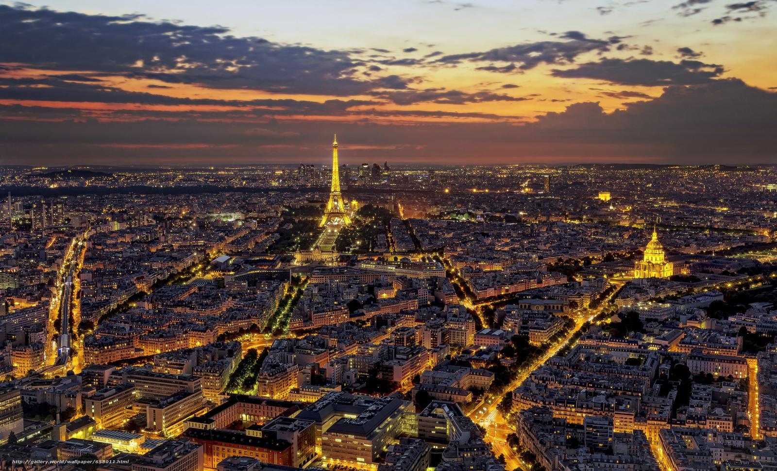 Download wallpaper Paris,  France,  Paris,  France free desktop wallpaper in the resolution 2048x1243 — picture №653011