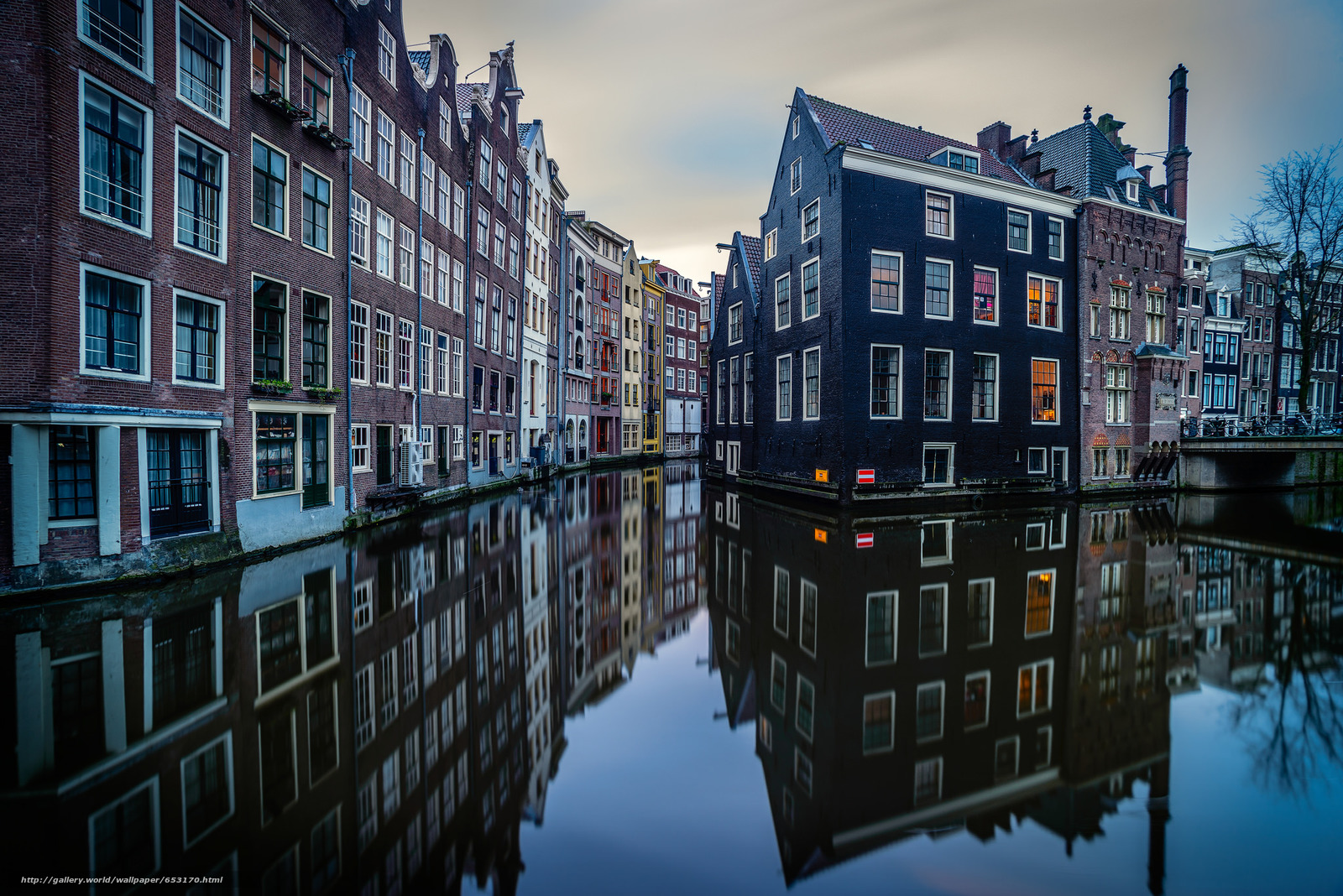 Download wallpaper Amsterdam,  Amsterdam,  capital and largest city of the Netherlands,  Netherlands free desktop wallpaper in the resolution 2048x1367 — picture №653170