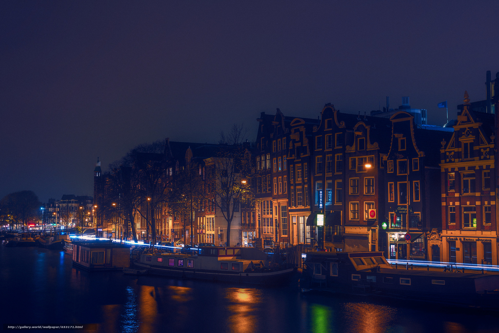 Download wallpaper Amsterdam,  Amsterdam,  capital and largest city of the Netherlands,  Netherlands free desktop wallpaper in the resolution 2048x1367 — picture №653171