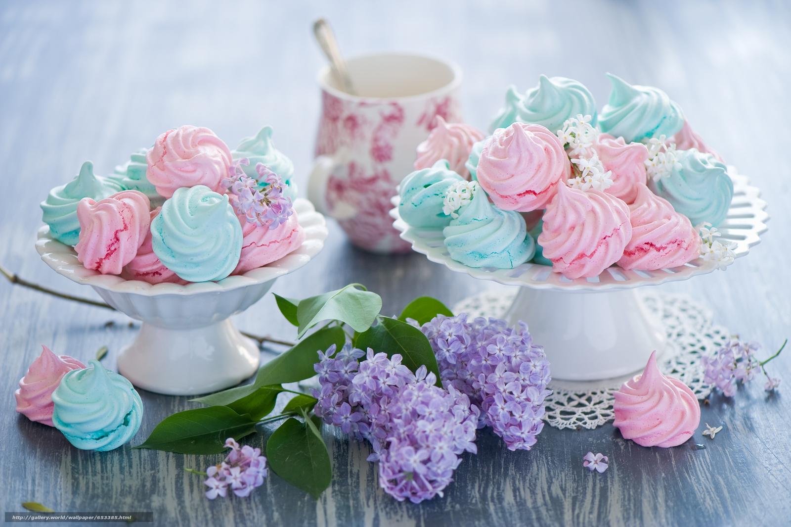 scaricare gli sfondi dolce,  dolci,  Dessert,  meringa Sfondi gratis per la risoluzione del desktop 2000x1331 — immagine №653385