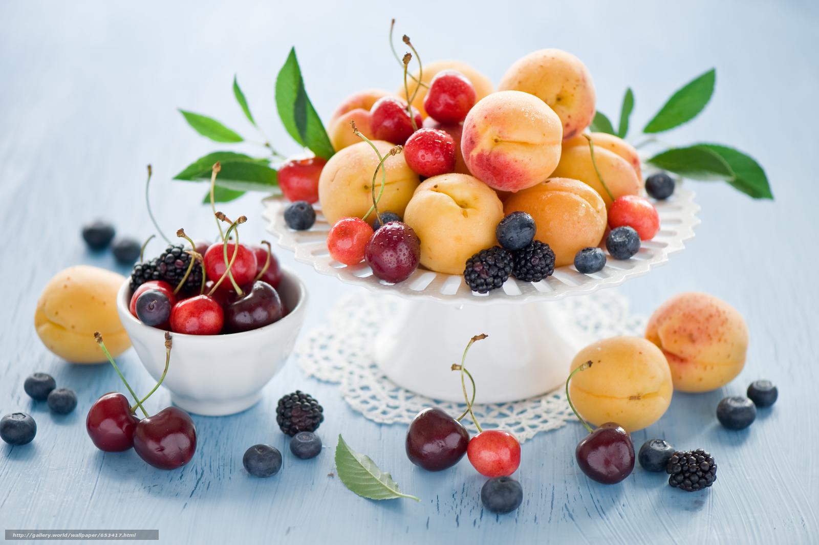 scaricare gli sfondi frutta,  BERRY,  alimento,  albicocche Sfondi gratis per la risoluzione del desktop 2000x1331 — immagine №653417