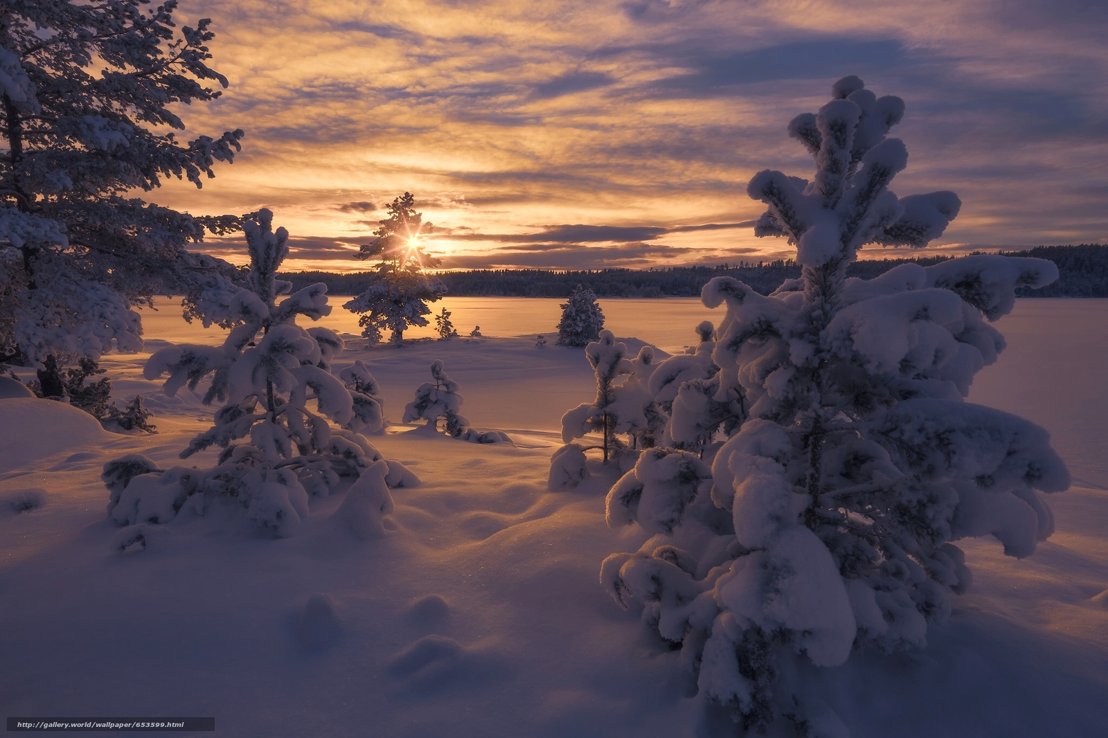 Download wallpaper norway,  Norway,  winter,  snow free desktop wallpaper in the resolution 2048x1365 — picture №653599