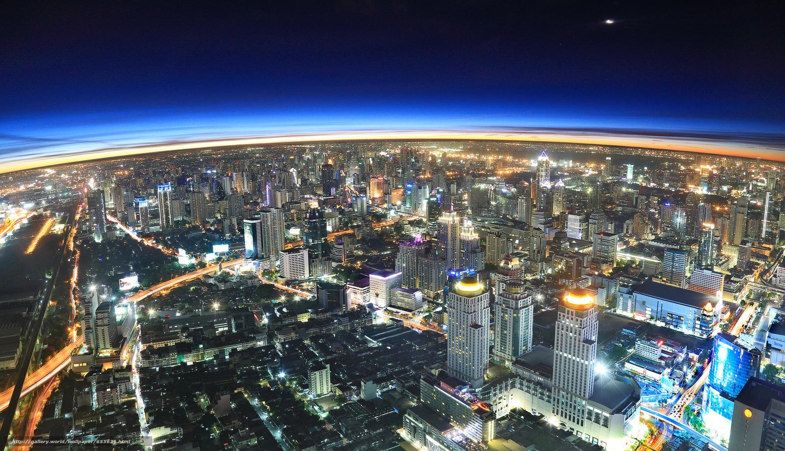 Descargar gratis Bangkok,  capital y ciudad más grande de Tailandia,  Tailandia Fondos de escritorio en la resolucin 2048x1178 — imagen №653621