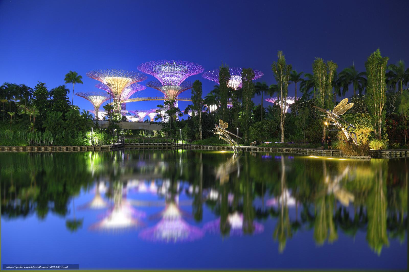 Скачать обои Сингапур,  Singapore,  город бесплатно для рабочего стола в разрешении 2048x1365 — картинка №653631