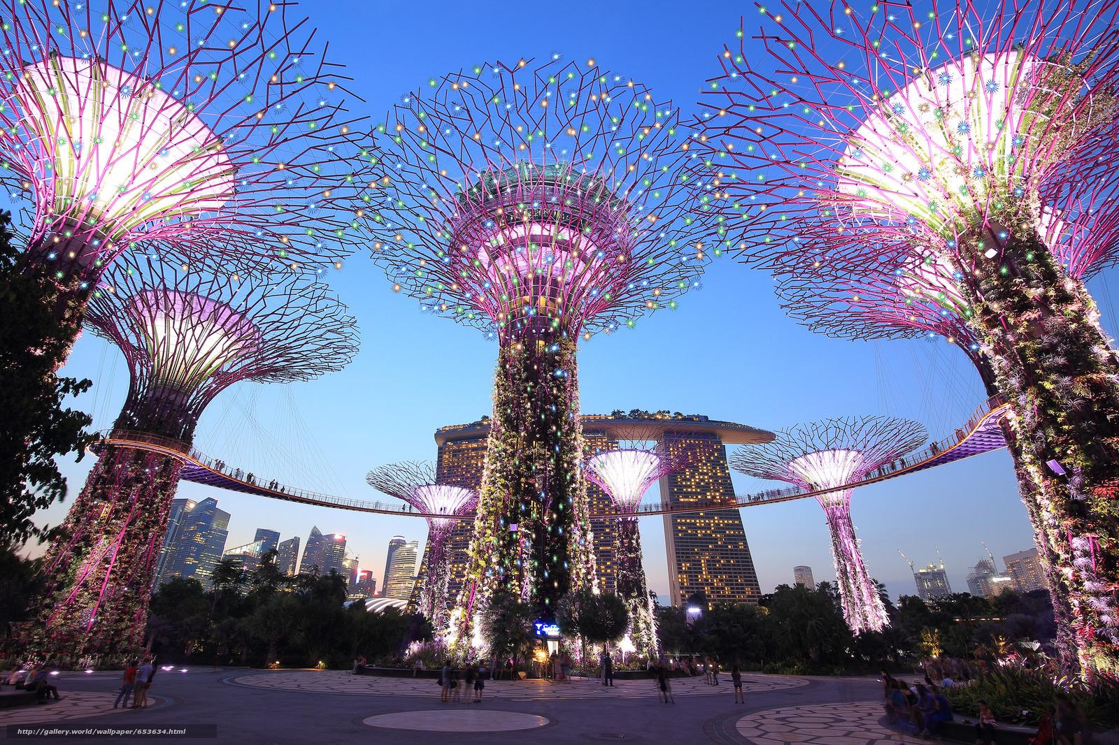 Скачать обои Сингапур,  Singapore,  город бесплатно для рабочего стола в разрешении 2048x1365 — картинка №653634