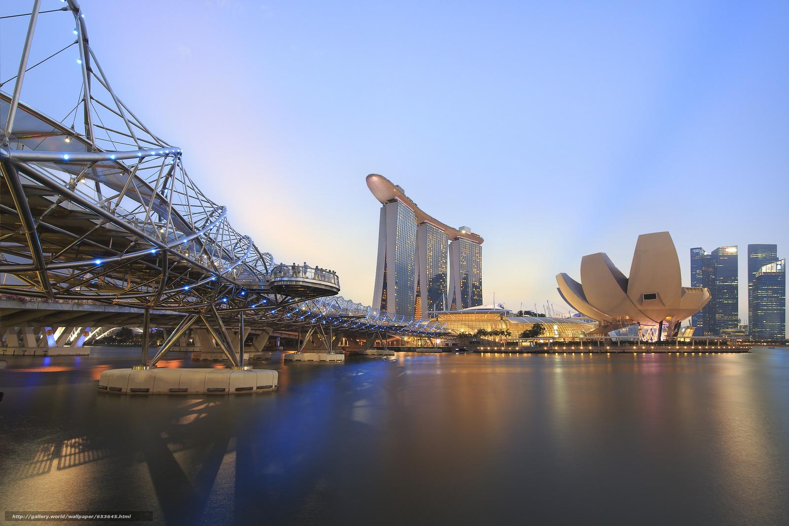Descargar gratis Singapur,  Singapur,  ciudad Fondos de escritorio en la resolucin 2048x1364 — imagen №653645