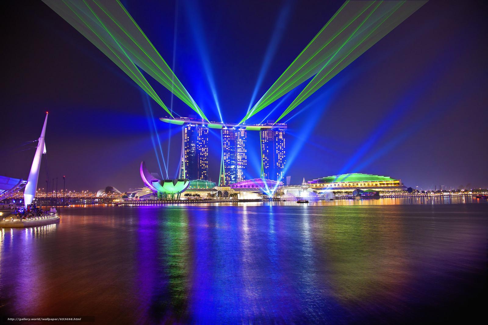 Скачать обои Сингапур,  Singapore,  город бесплатно для рабочего стола в разрешении 2048x1365 — картинка №653698