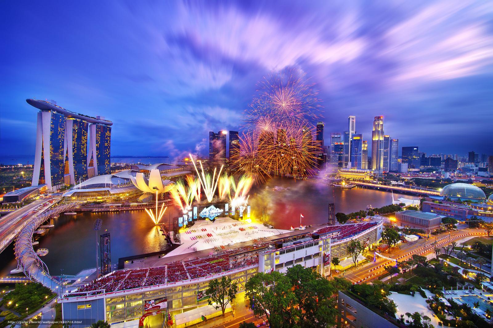 Descargar gratis Singapur,  Singapur,  ciudad Fondos de escritorio en la resolucin 2048x1365 — imagen №653715