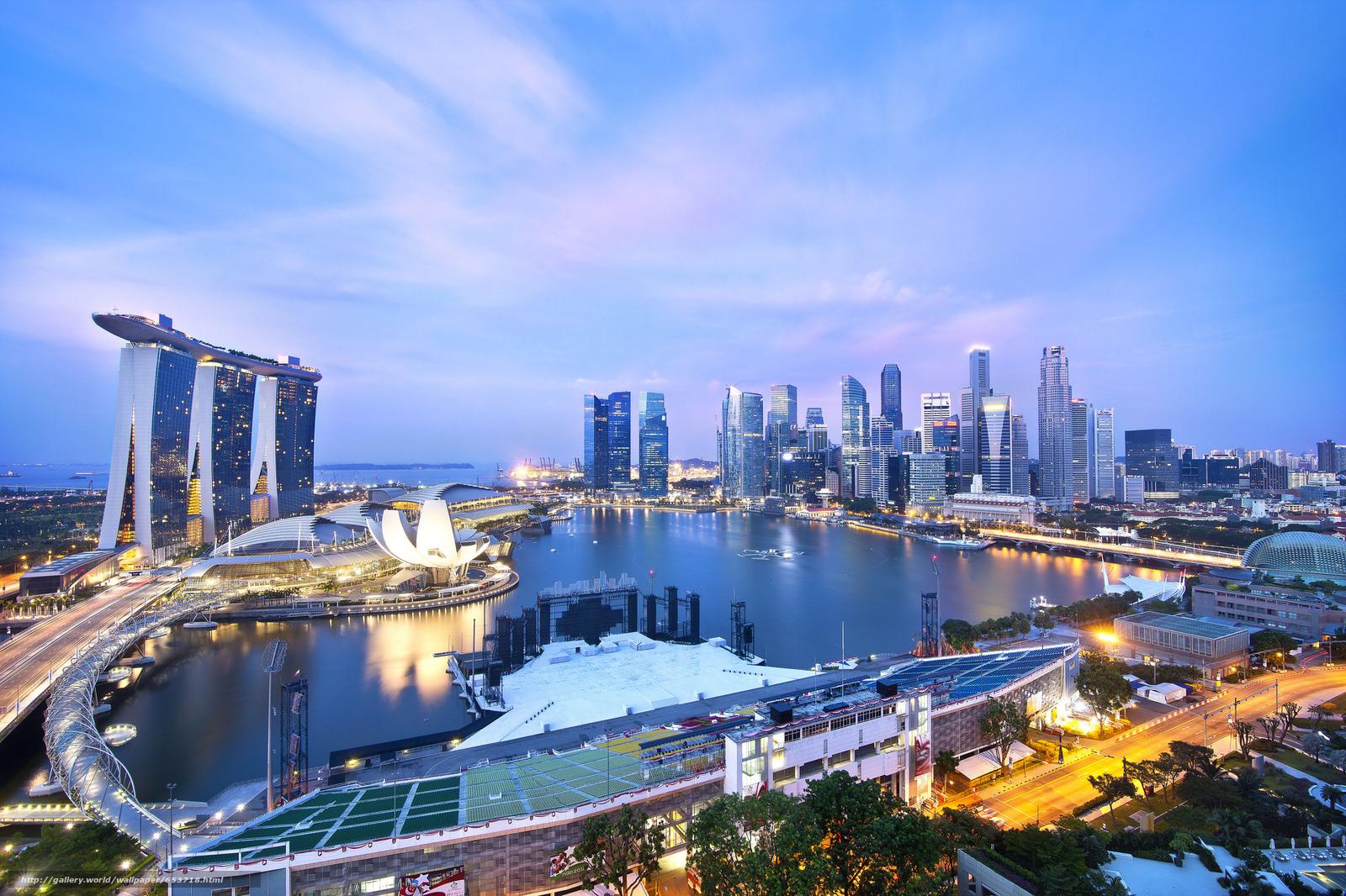 Descargar gratis Singapur,  Singapur,  ciudad Fondos de escritorio en la resolucin 2048x1365 — imagen №653718