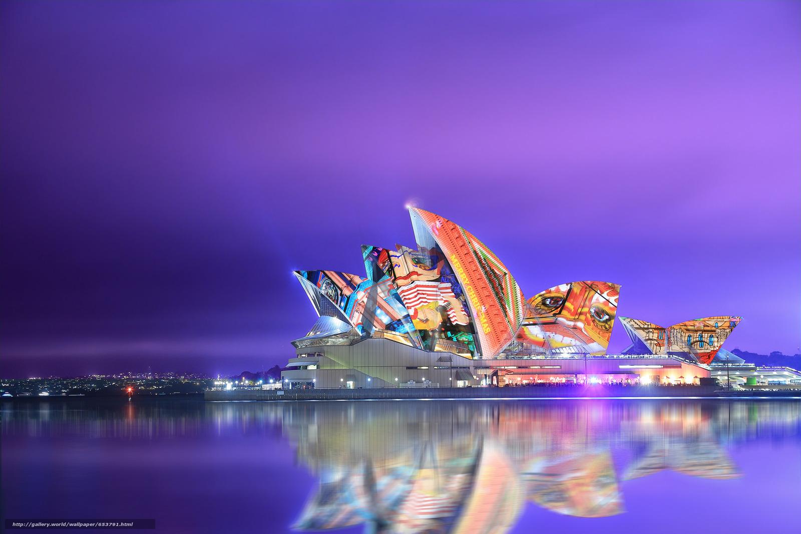 壁紙をダウンロード シドニー,  オーストラリア,  シドニー,  オーストラリア デスクトップの解像度のための無料壁紙 2048x1365 — 絵 №653791
