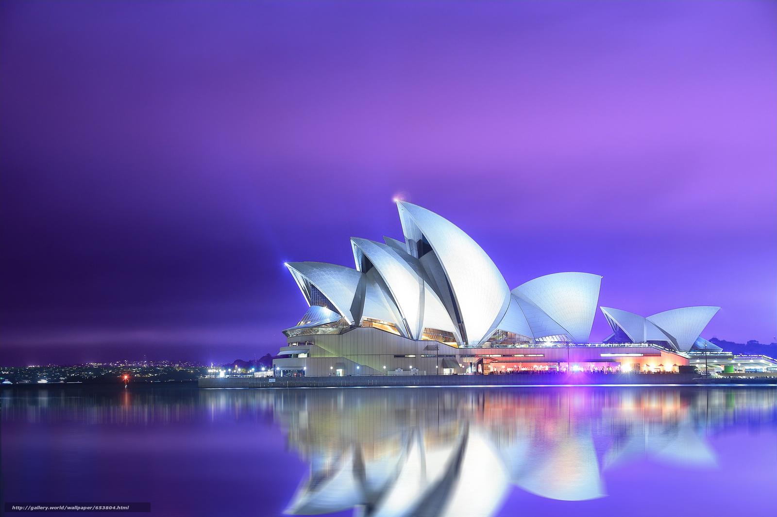 壁紙をダウンロード シドニー,  オーストラリア,  シドニー,  オーストラリア デスクトップの解像度のための無料壁紙 2048x1365 — 絵 №653804