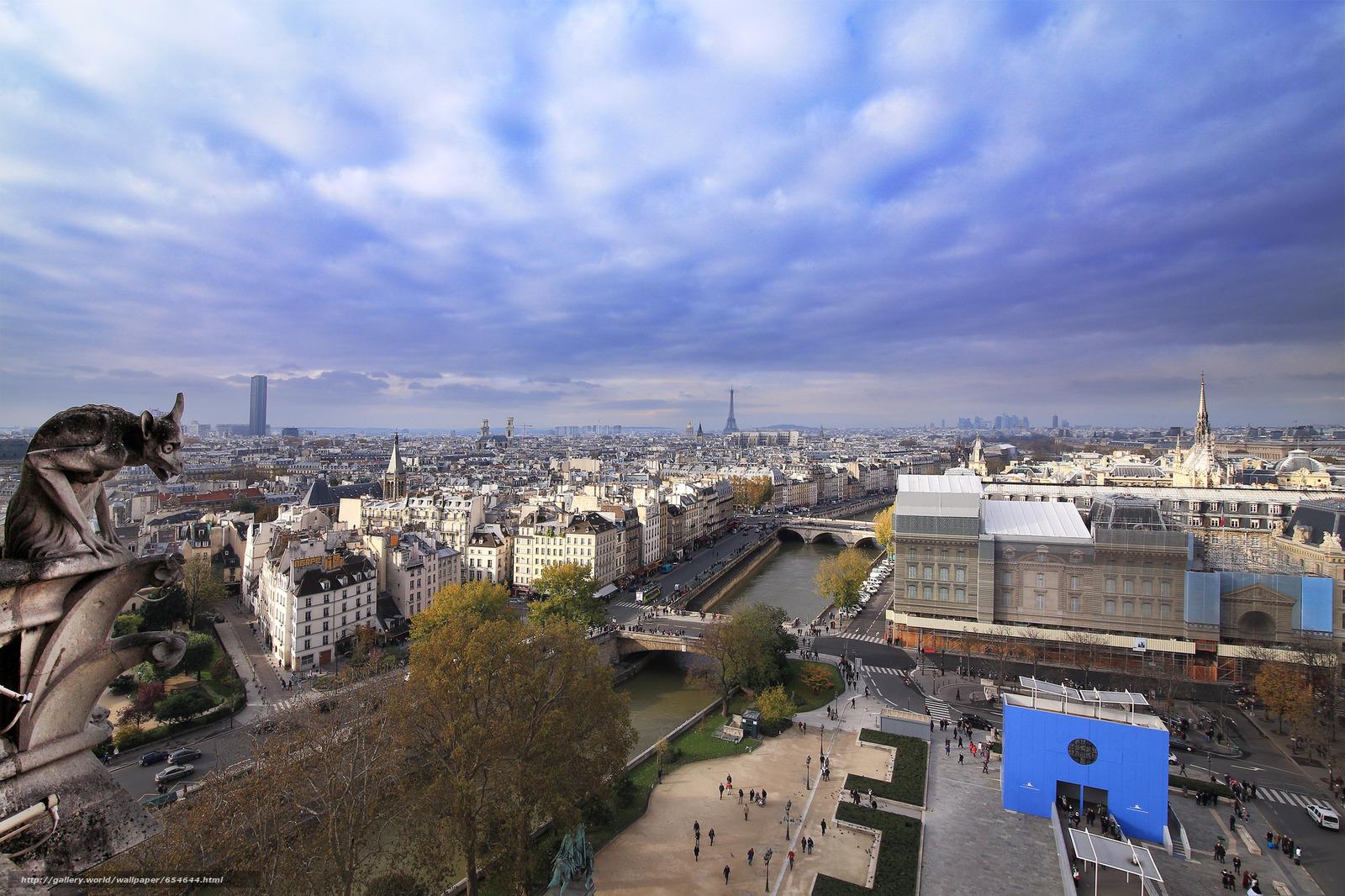 Descargar gratis París,  Francia,  París,  Francia Fondos de escritorio en la resolucin 2048x1365 — imagen №654644