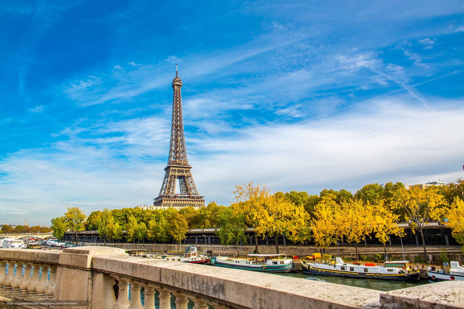 pobra tapety Wieża Eiffla,  Paryż,  Francja,  Wieża Eiffla Darmowe tapety na pulpit rozdzielczoci 2048x1365 — zdjcie №654754