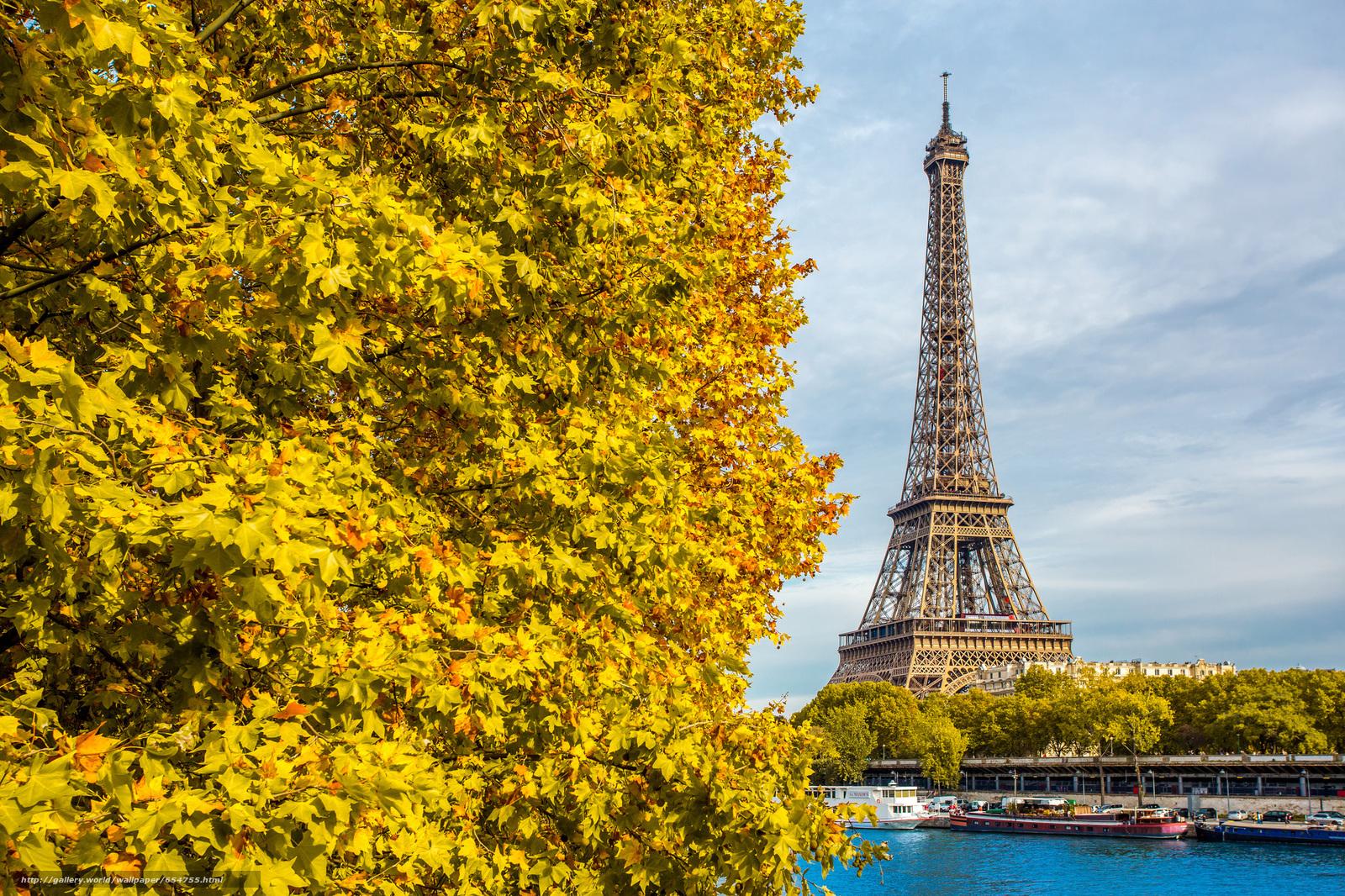 下载壁纸 艾菲尔铁塔,  巴黎,  法国,  艾菲尔铁塔 免费为您的桌面分辨率的壁纸 2048x1365 — 图片 №654755