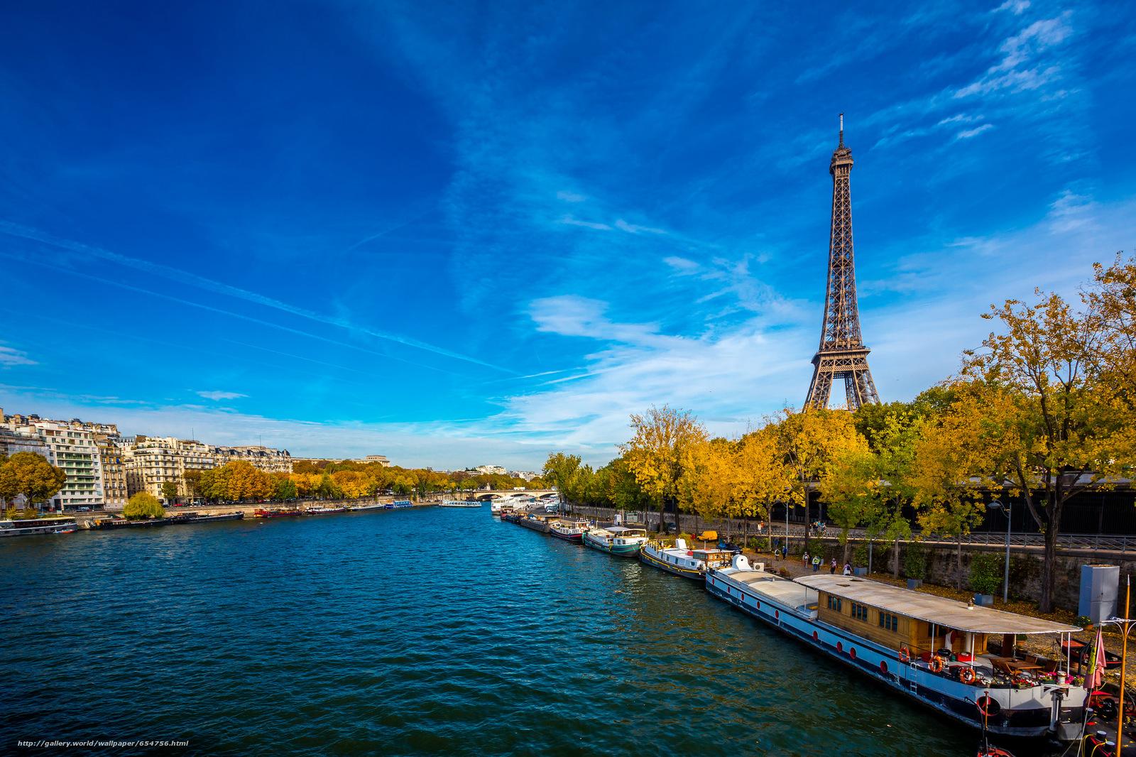 pobra tapety Wieża Eiffla,  Paryż,  Francja,  Wieża Eiffla Darmowe tapety na pulpit rozdzielczoci 2048x1365 — zdjcie №654756