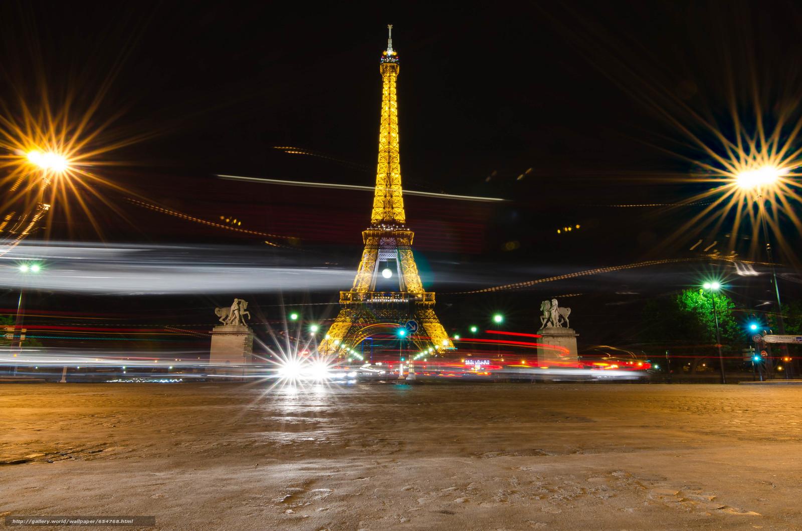 Download wallpaper Eiffel Tower,  Paris,  France,  Eiffel Tower free desktop wallpaper in the resolution 4928x3264 — picture №654768