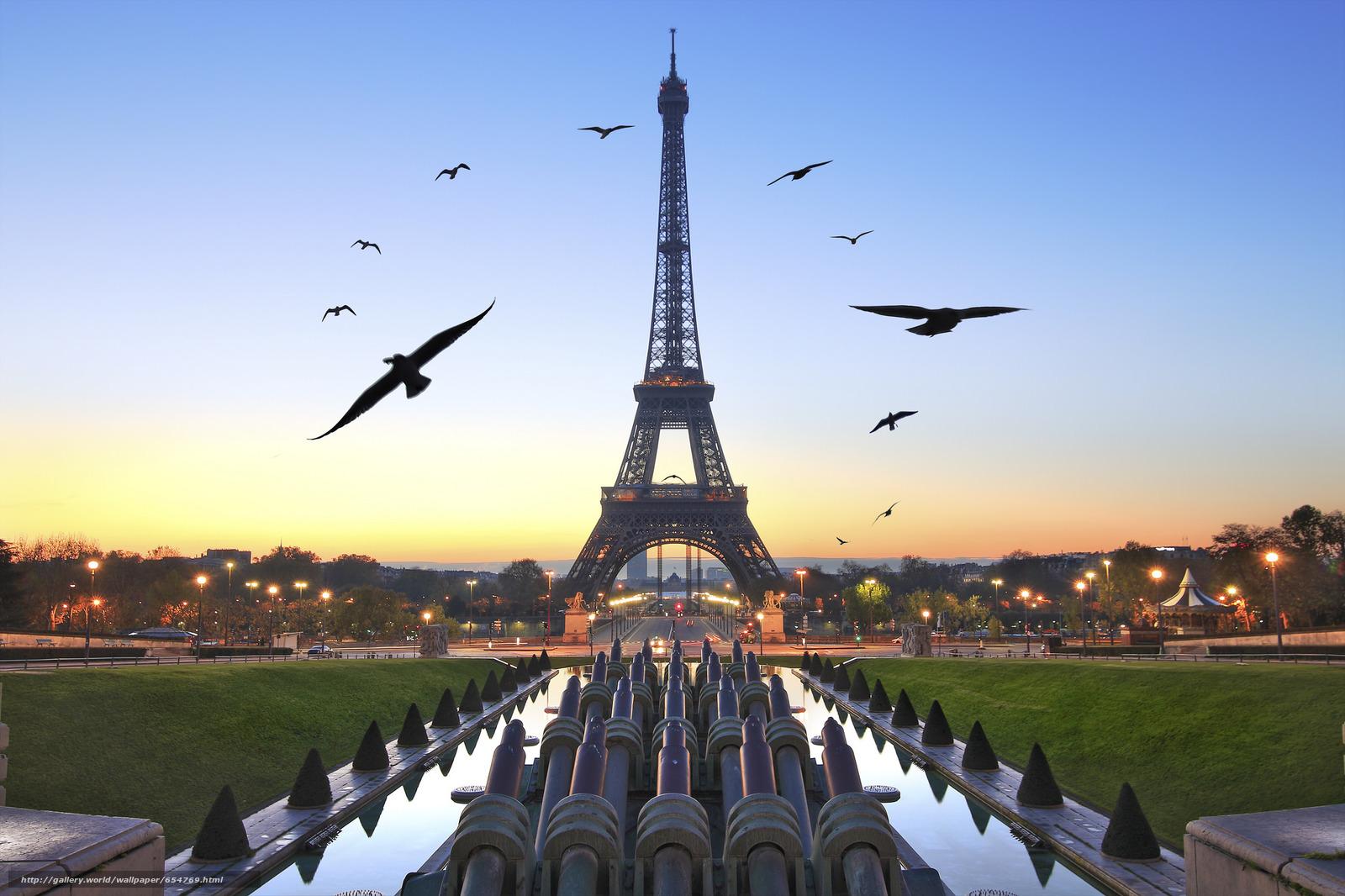 Descargar gratis Torre Eiffel,  París,  Francia,  Torre Eiffel Fondos de escritorio en la resolucin 2048x1365 — imagen №654769