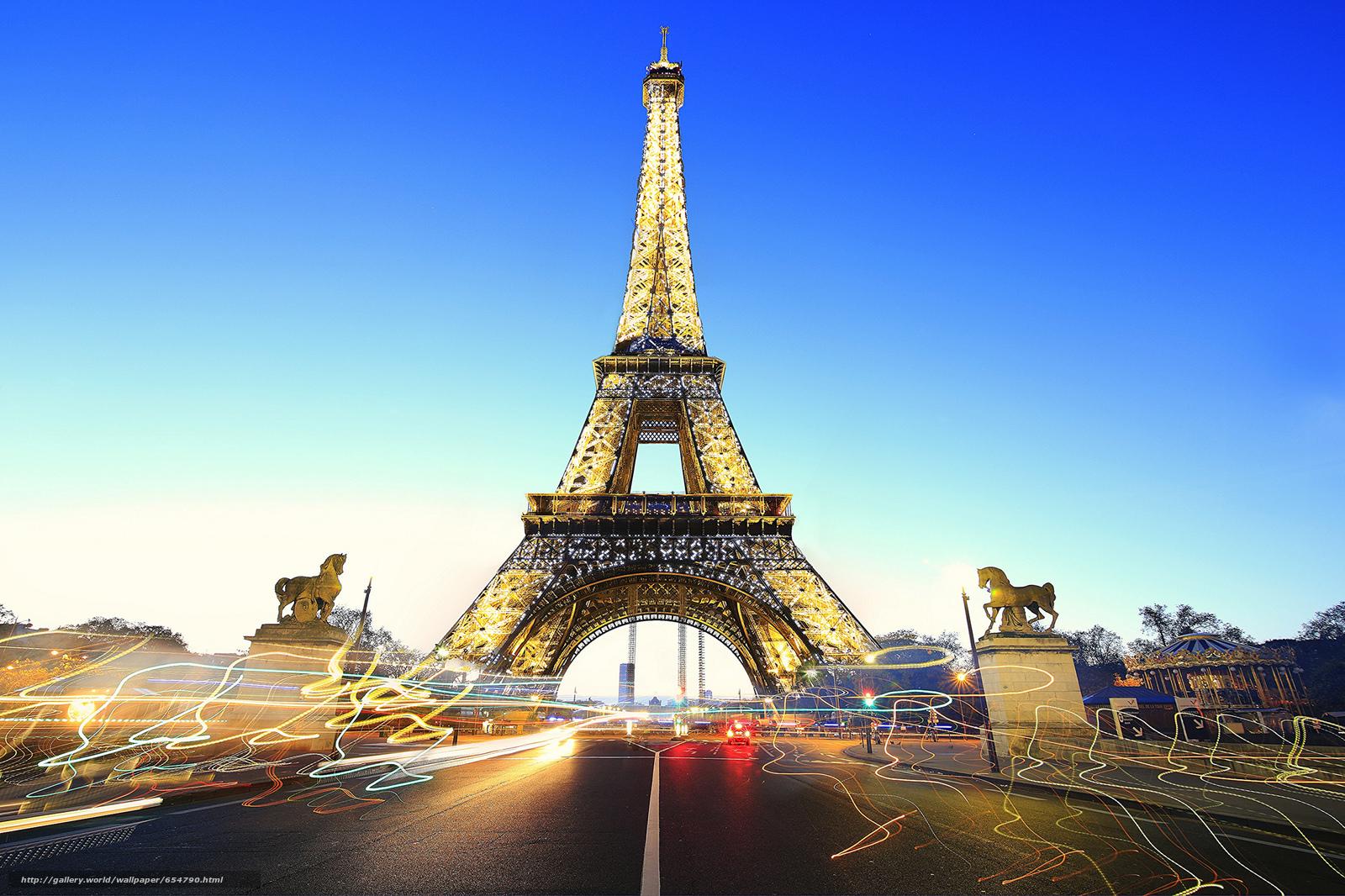Descargar gratis Torre Eiffel,  París,  Francia,  Torre Eiffel Fondos de escritorio en la resolucin 2048x1365 — imagen №654790