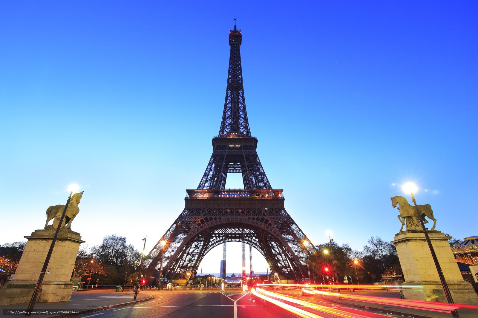 Descargar gratis Torre Eiffel,  París,  Francia,  Torre Eiffel Fondos de escritorio en la resolucin 2048x1365 — imagen №654801