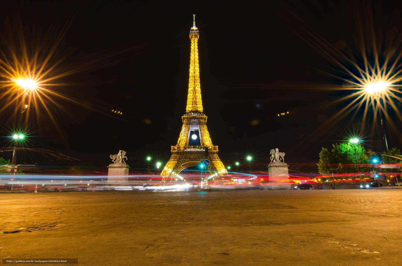 Download wallpaper Eiffel Tower,  Paris,  France,  Eiffel Tower free desktop wallpaper in the resolution 4928x3264 — picture №654832