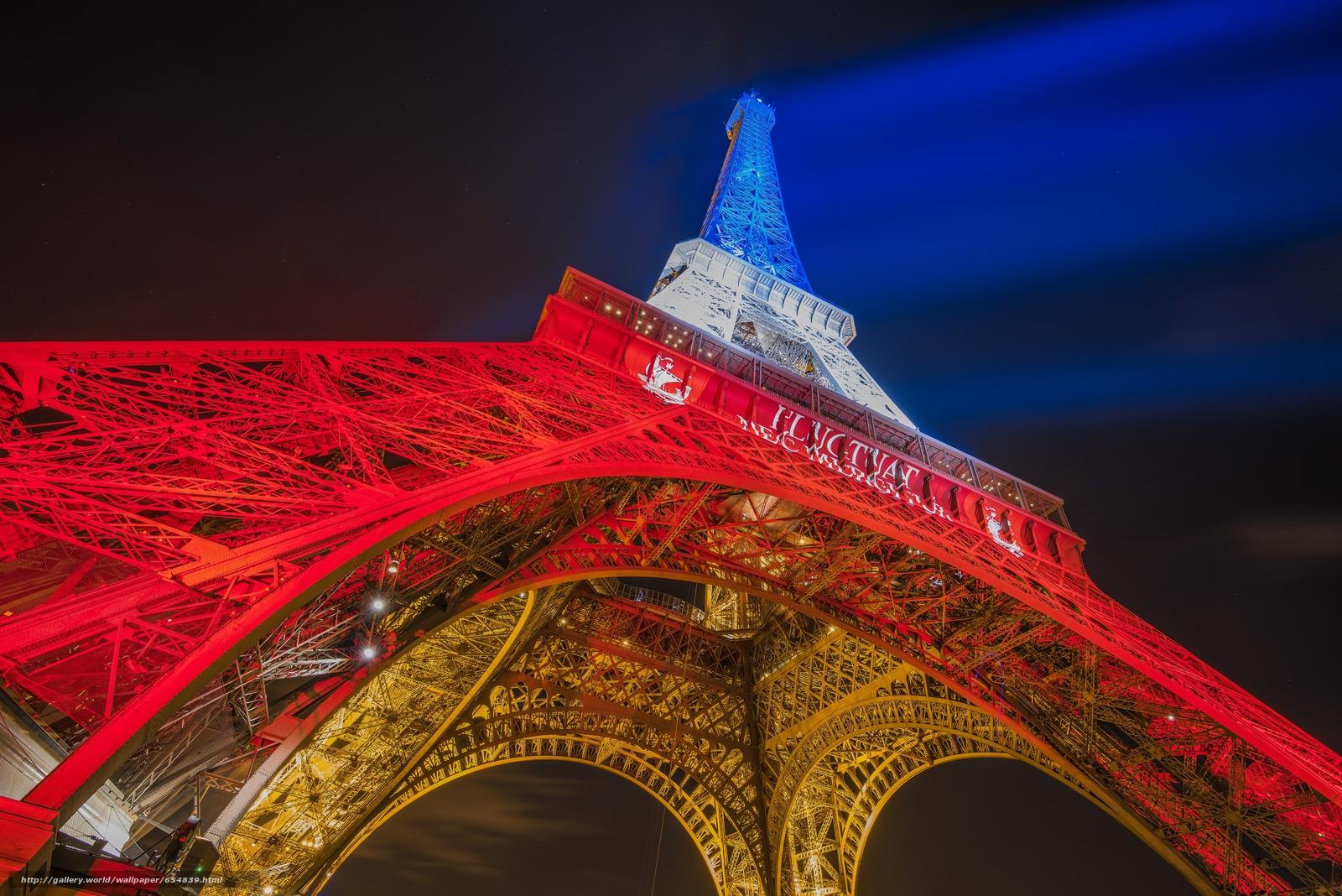 pobra tapety Wieża Eiffla,  Paryż,  Francja,  Wieża Eiffla Darmowe tapety na pulpit rozdzielczoci 7360x4912 — zdjcie №654839