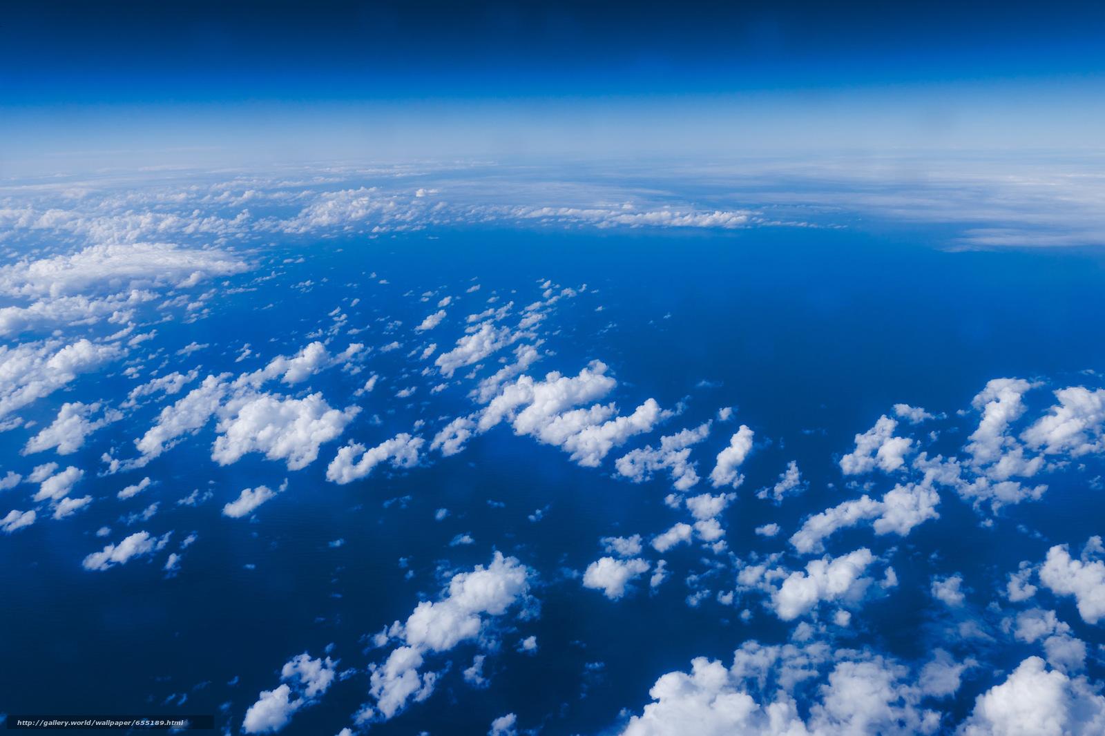 scaricare gli sfondi cielo,  nuvole,  natura Sfondi gratis per la risoluzione del desktop 2048x1365 — immagine №655189