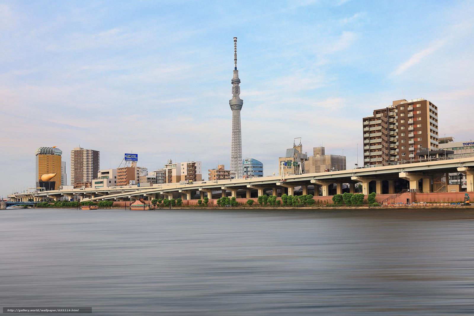 Скачать обои Tokyo,  токио,  япония бесплатно для рабочего стола в разрешении 2048x1365 — картинка №655219