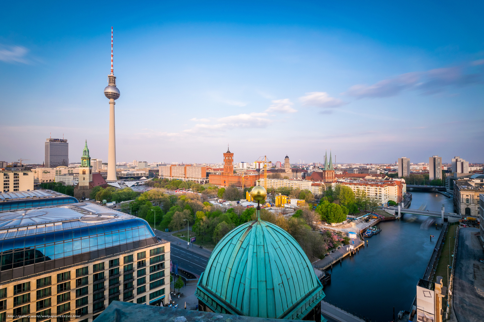 Download wallpaper Berlin,  Germany,  Germany free desktop wallpaper in the resolution 2048x1365 — picture №655241