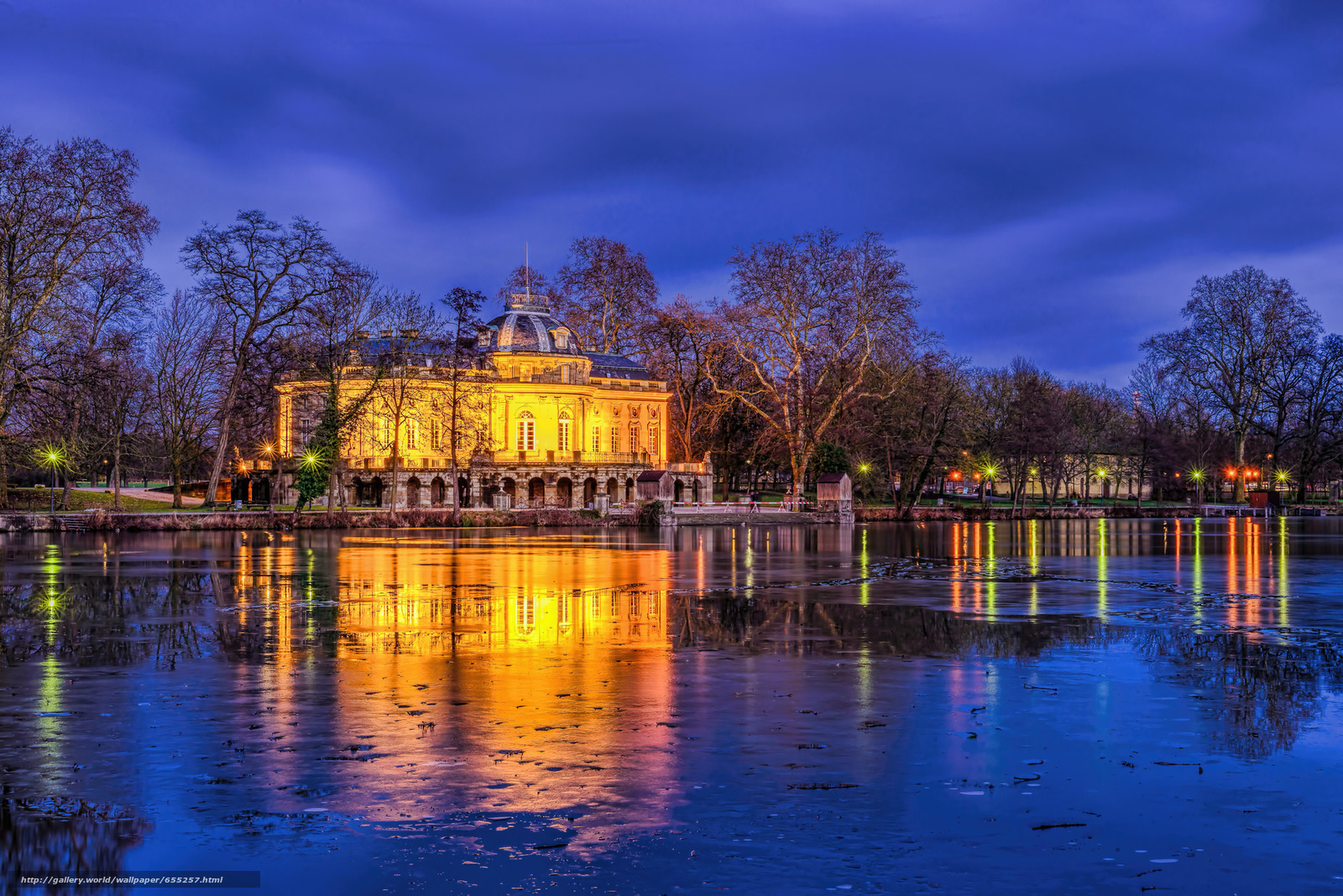 Download wallpaper castle,  Ludwigsburg,  Germany free desktop wallpaper in the resolution 2048x1367 — picture №655257