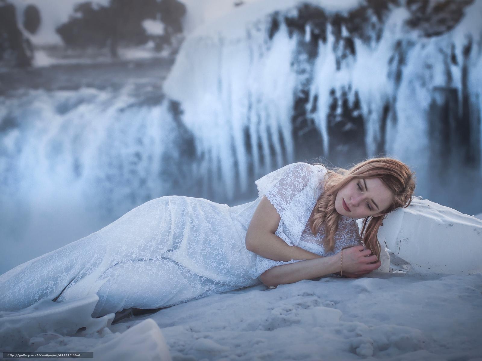 scaricare gli sfondi ragazza,  modello,  vestire,  Islanda Sfondi gratis per la risoluzione del desktop 2048x1536 — immagine №655313