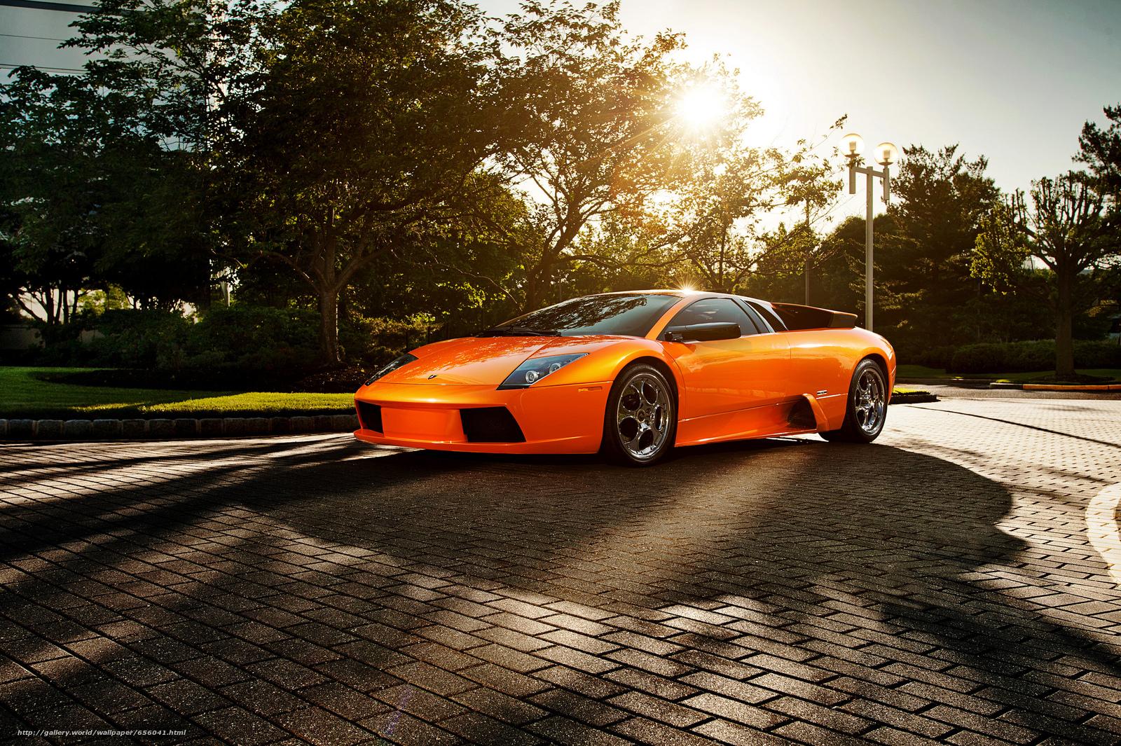 Скачать обои Lamborghini,  машина,  автомобиль бесплатно для рабочего стола в разрешении 2048x1363 — картинка №656041