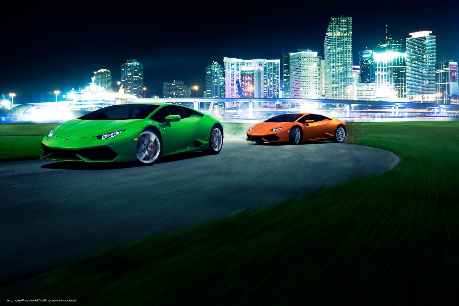 Скачать обои Lamborghini,  машина,  автомобиль бесплатно для рабочего стола в разрешении 2048x1365 — картинка №656053