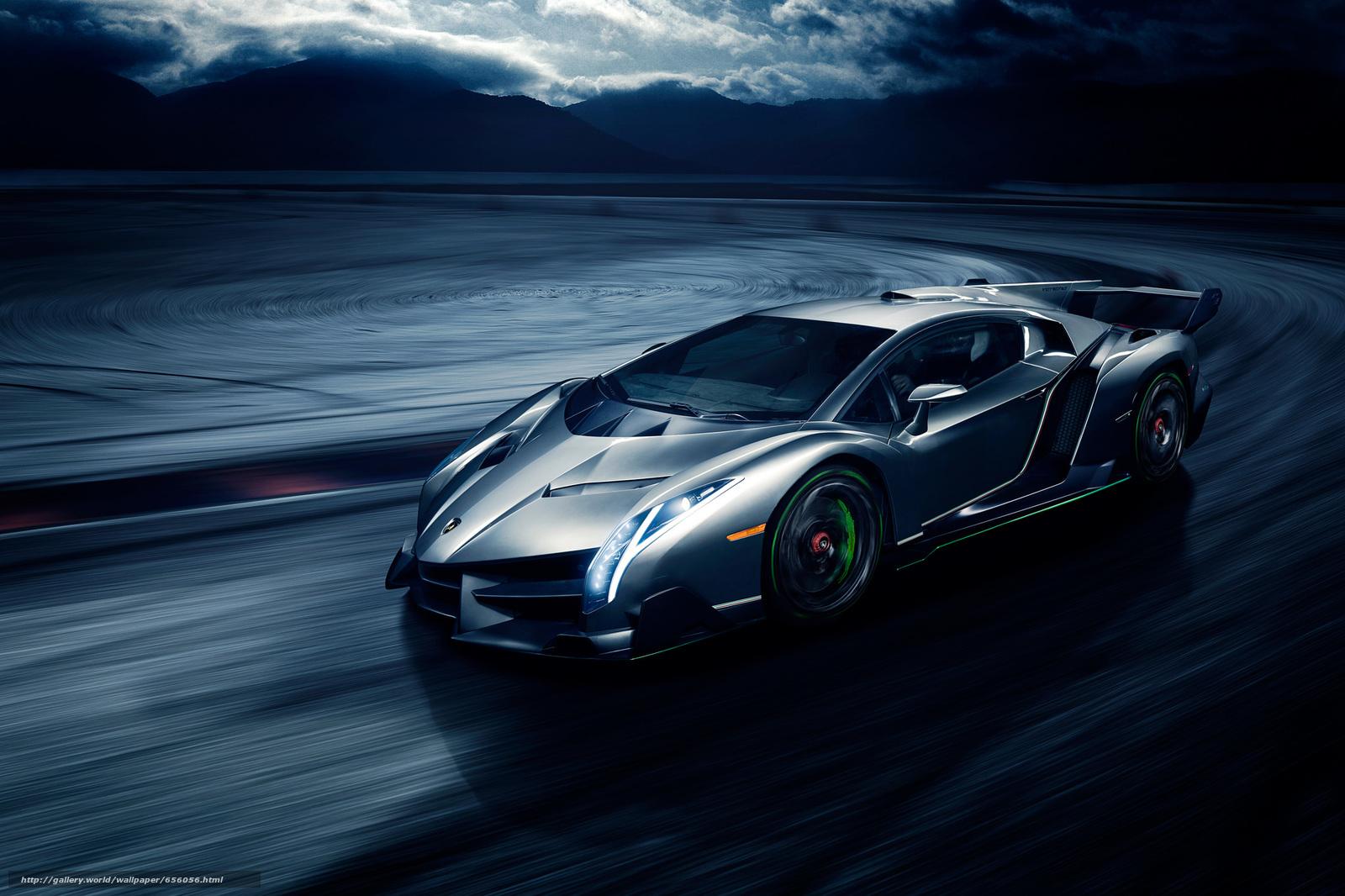 Скачать обои Lamborghini,  машина,  автомобиль бесплатно для рабочего стола в разрешении 2048x1365 — картинка №656056